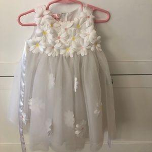 Biscotti baby girl dress